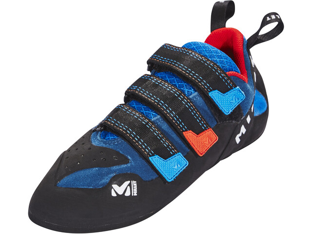 Millet Cliffhanger Climbing Shoes Herren electric blue/orange